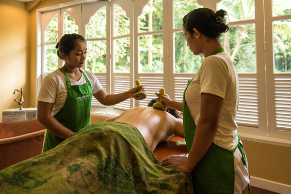 Genuine ayurvedic treatment in Bali